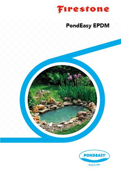tófólia Firestone PondEasy termékismertető