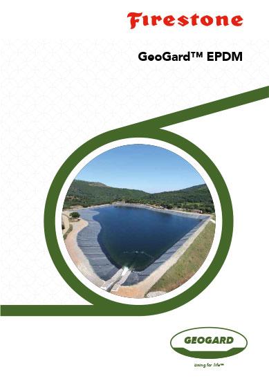 geomembrán fFirestone GeoGard termékismertető