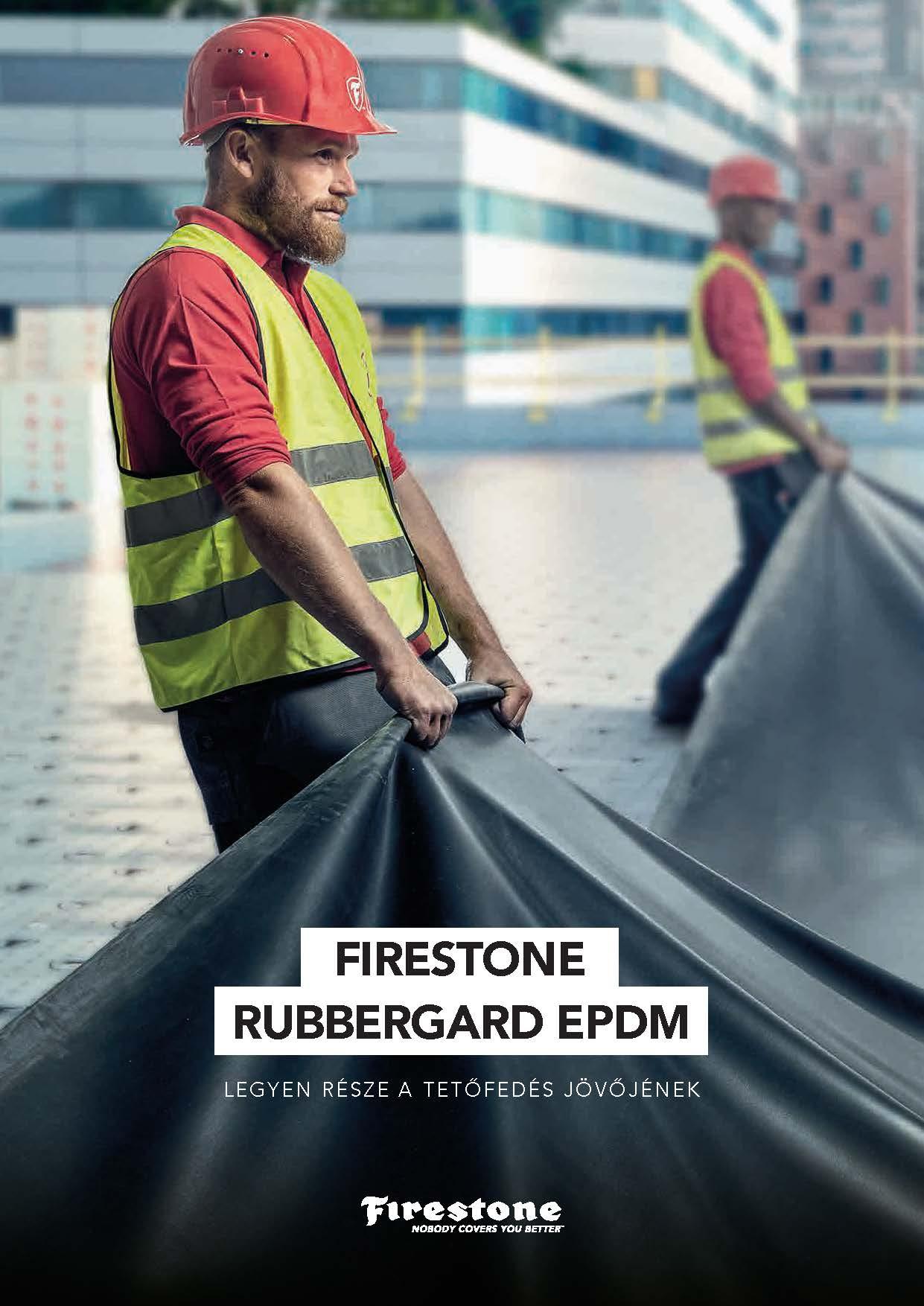 lapostető szigetelés RubberGard EPDM gumilemez termékismertető