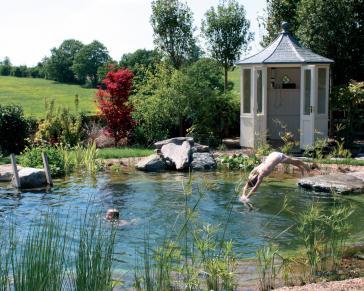 Firestone PondGard EPDM gumi tófólia fürdőtó, kerti tó