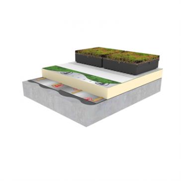 Lapostető szigetelési rendszer Firestone UltraPly TPO/FPO a BIMobject-en