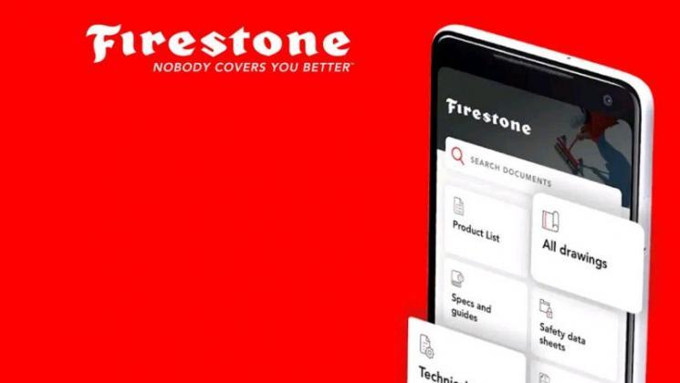Firestone telefonos alkalmazás